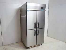 中古縦型冷凍冷蔵庫買取