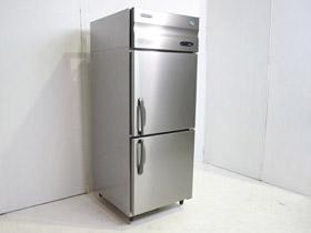 中古縦型冷蔵庫買取