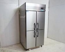 中古縦型冷凍冷蔵庫買取実績