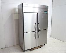 中古縦型冷凍庫買取実績
