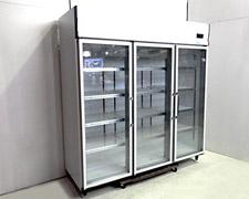 中古冷蔵冷凍ショーケース買取実績