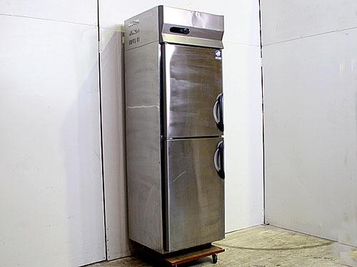 サンヨー 縦型冷凍冷蔵庫 SRR-F661CA