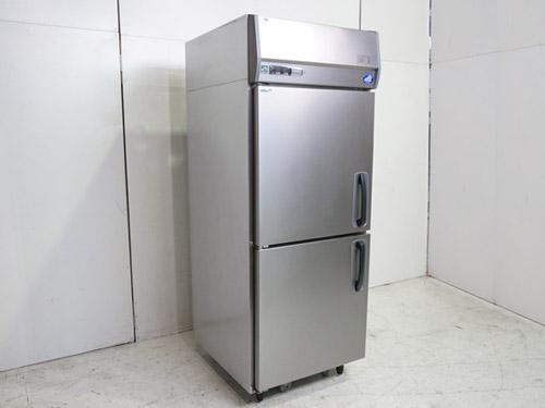 サンヨー 縦型冷凍冷蔵庫 SRR-J781CVL