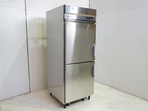 フクシマ 冷凍冷蔵庫 URD-251PM2