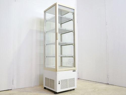 サンヨー4面ガラス冷蔵ショーケースSSR-T280N