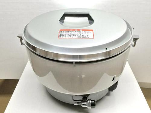 リンナイ業務用ガス炊飯器 8L RR-40S1