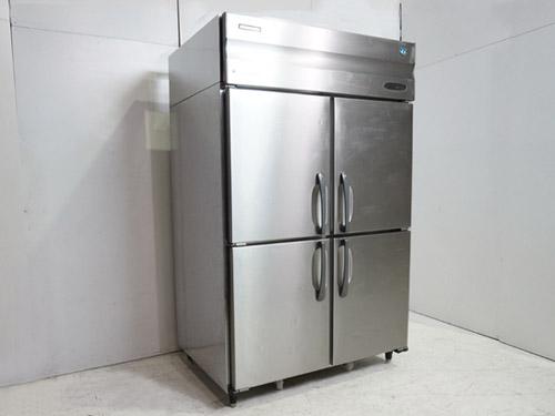 ホシザキ ワイドスルータイプ縦型冷蔵庫 HR-120CX3-ML-HH