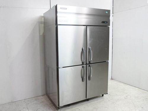 ホシザキ ワイドスルータイプ縦型冷凍庫 HF-120X3-ML-HH