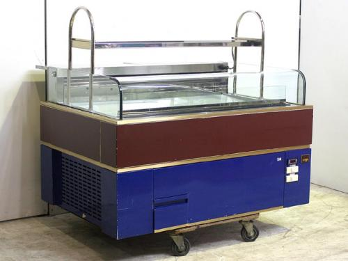 アリガ オープン冷蔵ショーケース 「チェロ」 CHERO7-R2045TUF-T