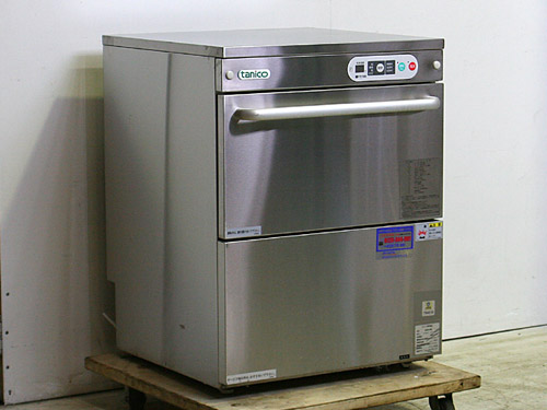 タニコー 食器洗浄機 アンダーカウンタータイプ TDWC-405UE1