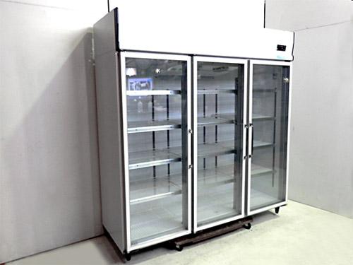 ダイワ冷機 リーチイン冷蔵ショーケース613YAKP-EC