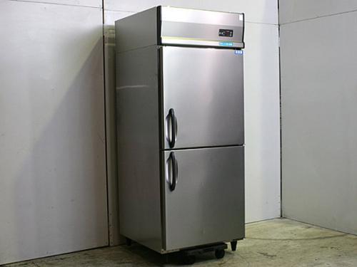 大和冷機 縦型冷凍冷蔵庫 253LS1