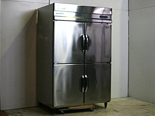 フクシマ 冷凍庫 EXD-44FMTA5