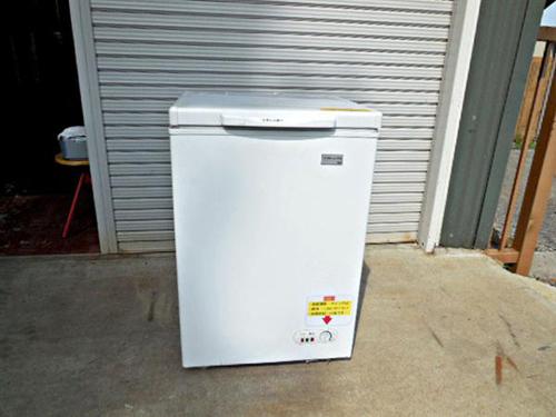 エレクトロラックス チェスト形冷凍庫 ECB105